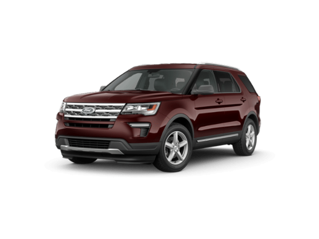 New 2019 Ford Explorer XLT SUV in El Paso, TX